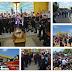Multidão acompanha velório de policial de Cajazeiras e emocionados, familiares e amigos se despedem de Marcelo pela última vez. Fotos