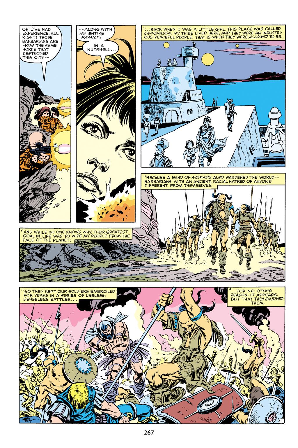 Read online Star Wars Omnibus comic -  Issue # Vol. 16 - 263