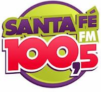 Rádio Santa Fé FM 100,5 de Santa Fé do Sul SP