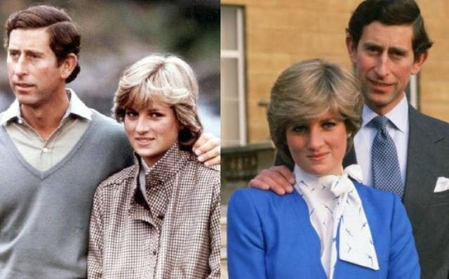 غريب جداً.. سرّ في صور الأميرة ديانا وزوجها الأمير تشارلز لم يلحظه أحد تعرفوا على هذا السرّ الغريب