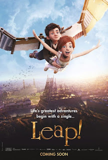 movie reviews, Leap The Movie, entertainment
