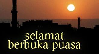 Kata Kata Ucapan Lucu Selamat Berbuka Puasa Ramadhan 2015