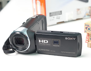 Sony PJ410 + Projector 2nd
