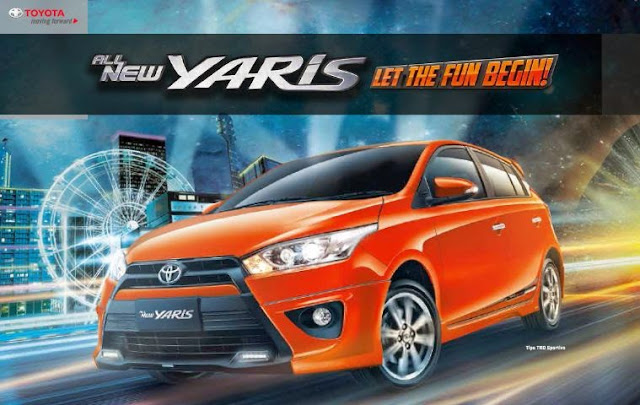 brosur new yaris