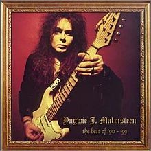 Yngwie Malmsteen - The Best Of 90-99 Mp3 - Album Mp3