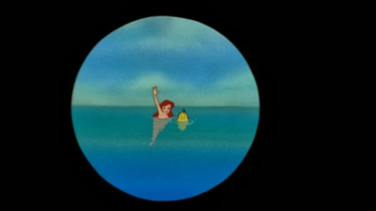 Colorful Animation Expressions THE LITTLE MERMAID Circles - animation circles
