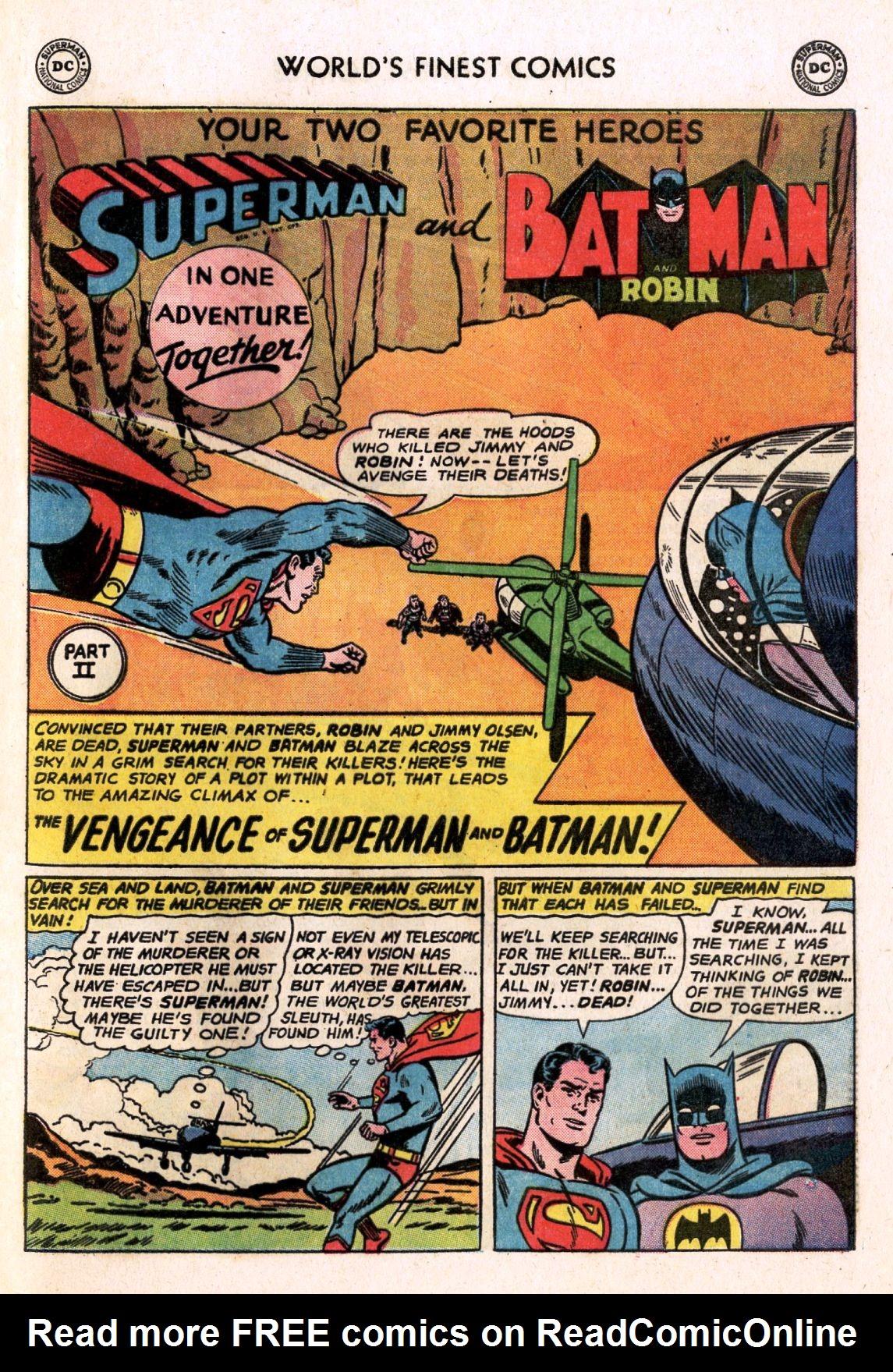 Read online World's Finest Comics comic -  Issue #141 - 13