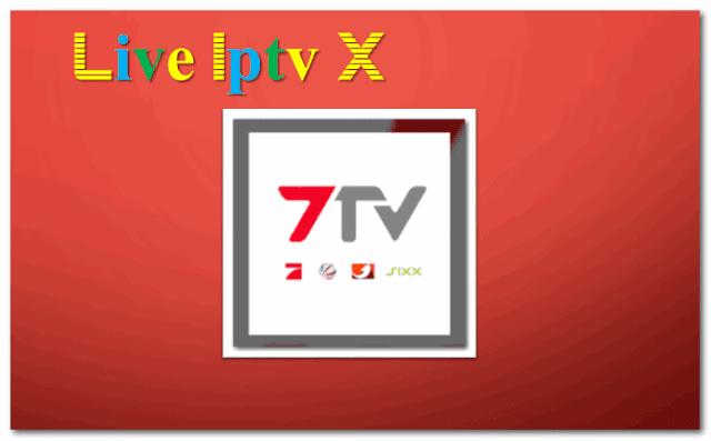 7TV Live Tv Addon