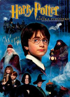 Harry Potter Y La Piedra Filosofal (Película) 2001