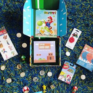 Mario's Mystery Box