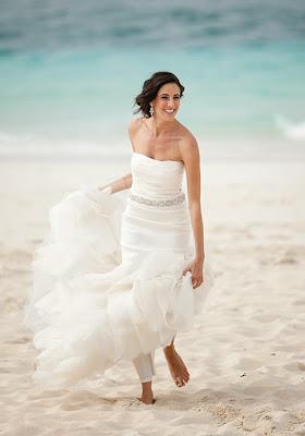 Beach Wedding Dresses For Hawaiian Or Beach Themed Wedding