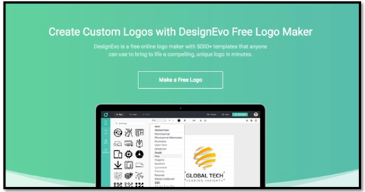 How to Easily Create Your Logo with DesignEvo?