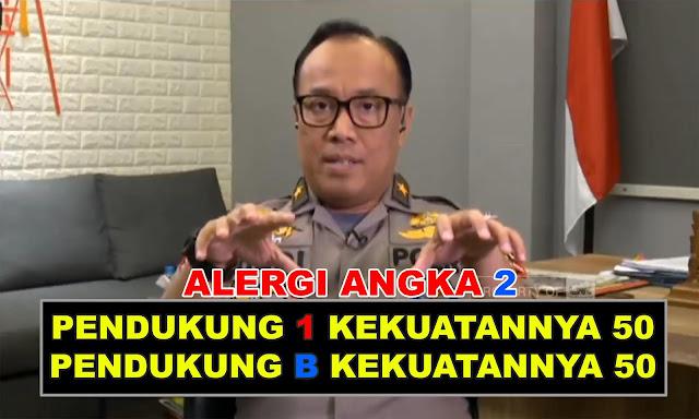TERCYDUK! Aparat Alergi Angka 2