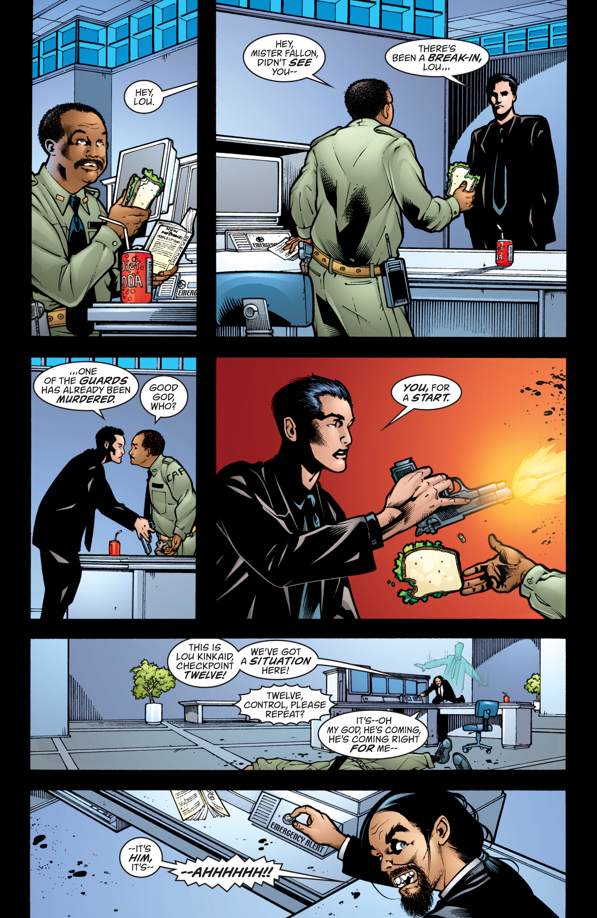 Read online Wonder Woman (1987) comic -  Issue #205 - 13