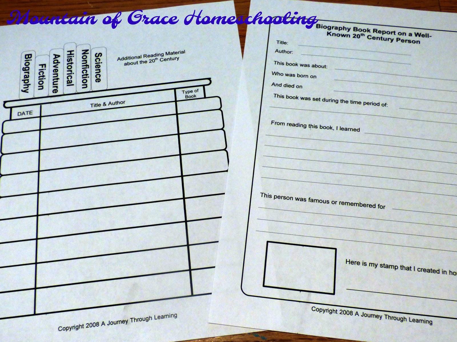 Mountain Of Grace Homeschooling Homeschool Crew Review