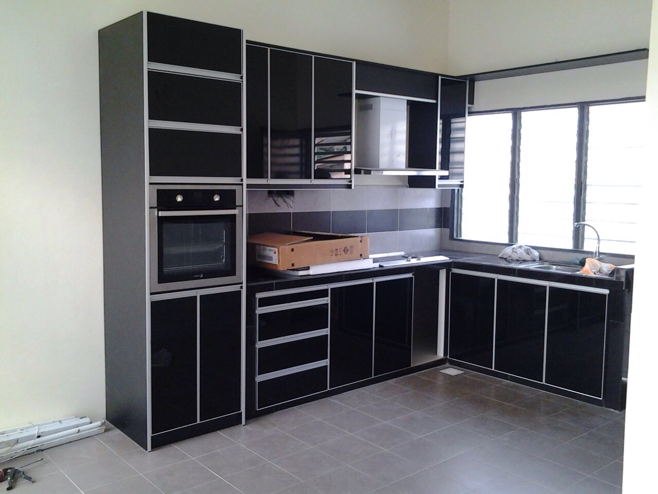 Tempah Kabinet Dapur Murah  Desainrumahid Com ViewInvite CO