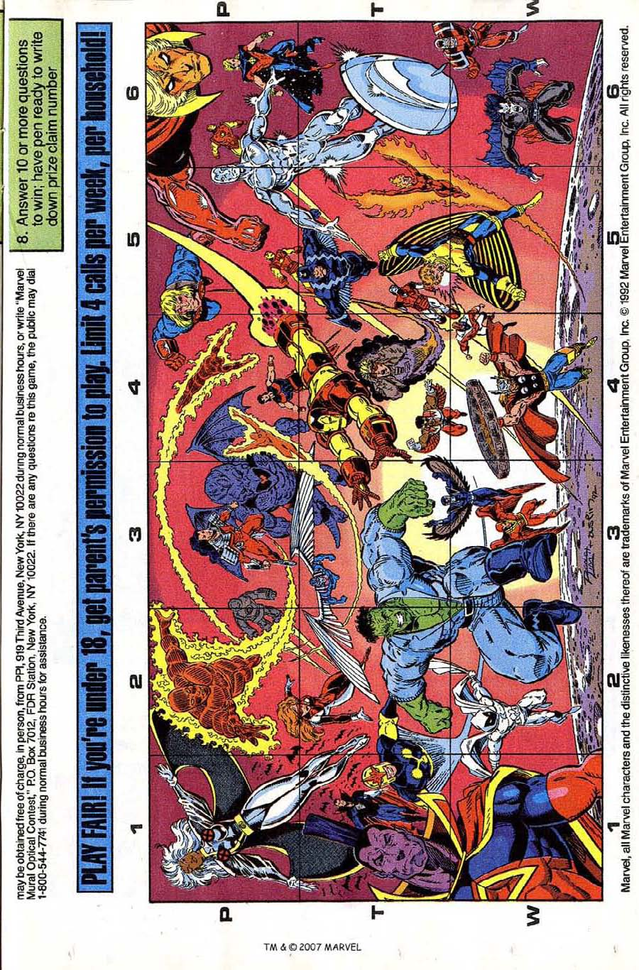 Read online Silver Surfer (1987) comic -  Issue #65 - 23