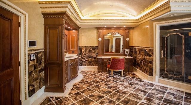 Đá marble ứng dụng lát sàn nhà