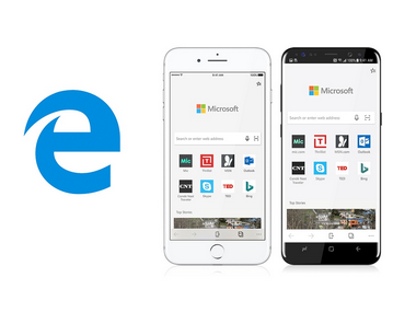 Microsoft has announced the availability of its mobile browser, Microsoft Edge on Android and iOS-powered devices.