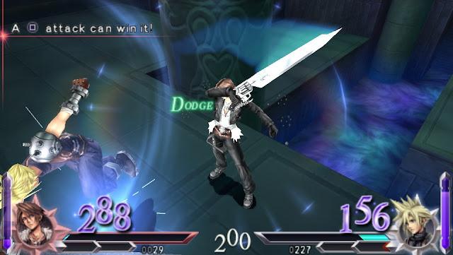 Dissidia 012: Duodecim Final Fantasy Screenshot-2