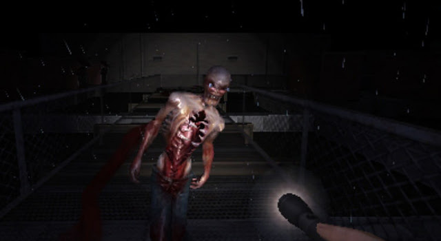 Survival horror game review