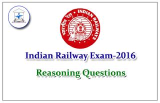 Railway Exam Reasoning –Mixed Reasoning Question