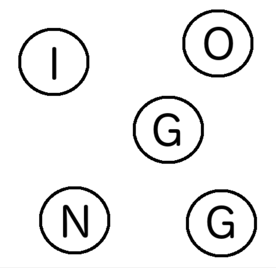 Dingbats: Between the Lines Level 2 Answers (Text Only)