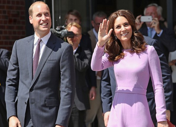 Prince William and Duchess Catherine of Cambridge will make an official visit to Sweden and Norway. Details programme