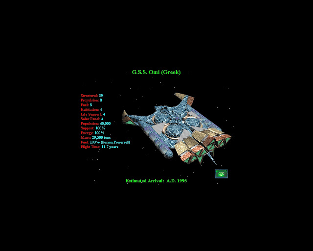 The Space Ship | Civilization 2: Test of Time