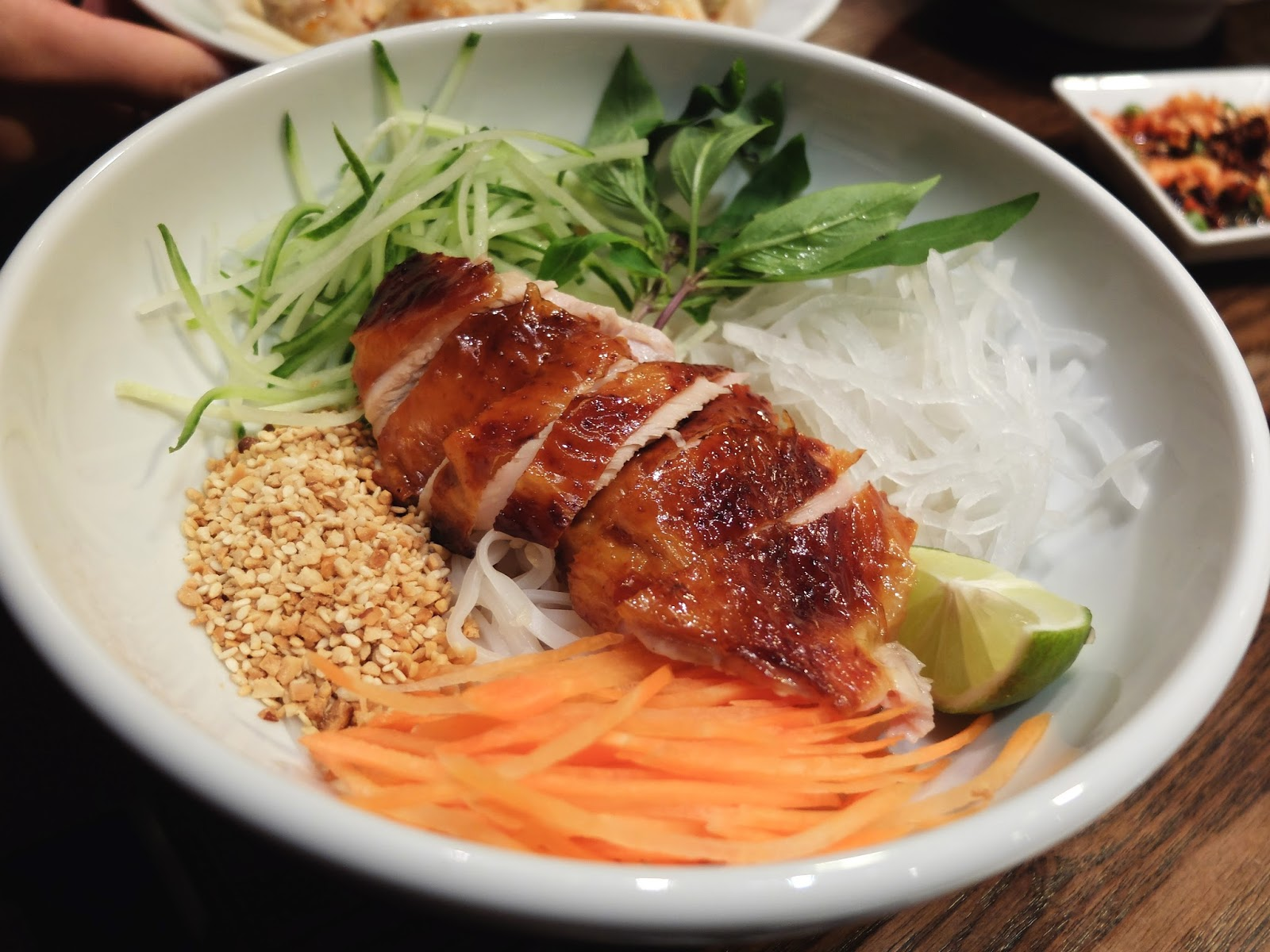 Chopsticks by The Asian Kitchen November 2016 New Menu! - Amie Hu ...