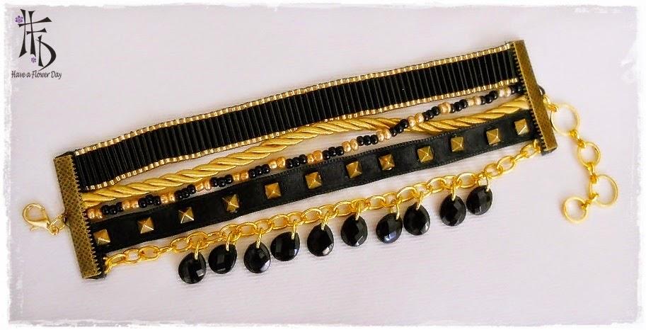 ETNICA. Pulseras multi vuelta para verano / Multi loops bracelets for summer