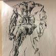 Figure Drawings (Jan-Apr 2013)