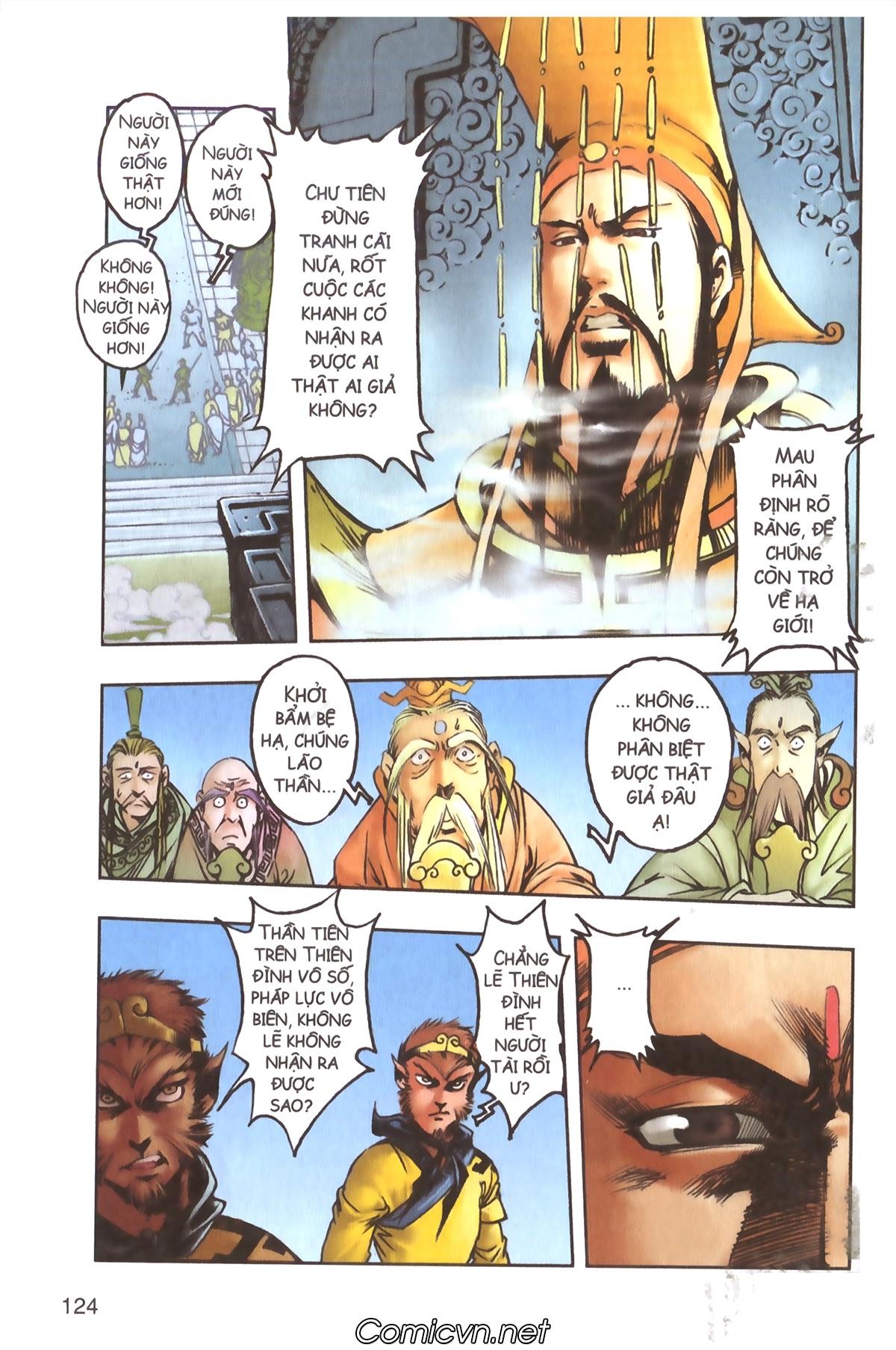 Tây Du Ký màu - Chapter 104 - Pic 7