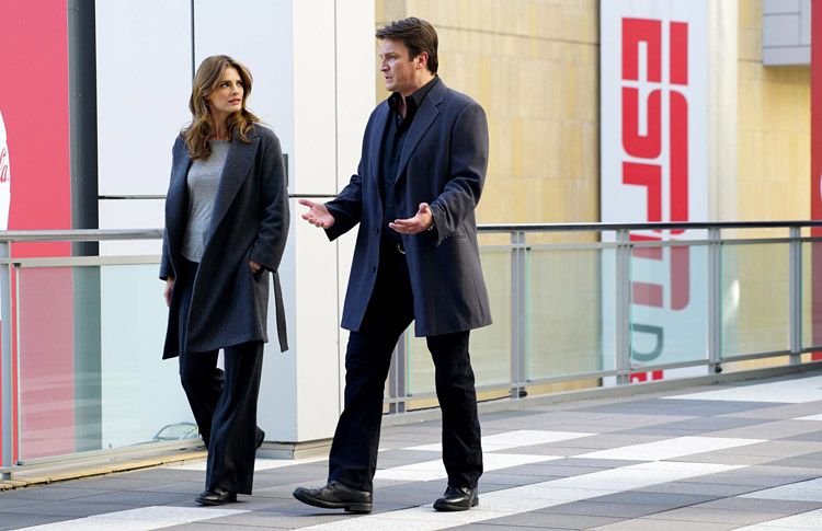 "Castle - Tone Death - Midseason Premiere Advance Preview: ""It Gets Everything Right"""