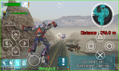 Download Transformers The Game Ppsspp Cso Pokerfernx