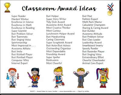 nla i writing awards for kids