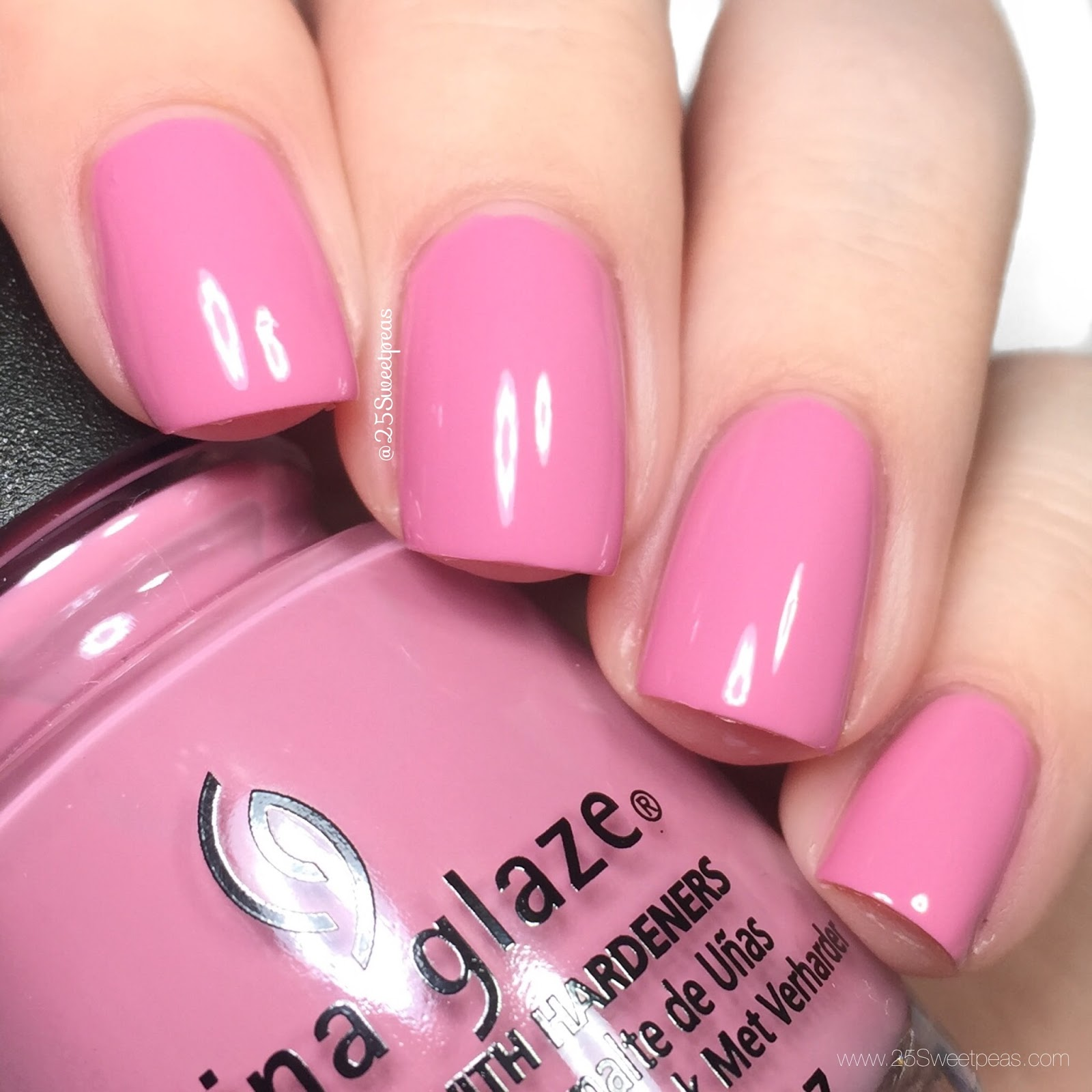China Glaze Pretty Fit