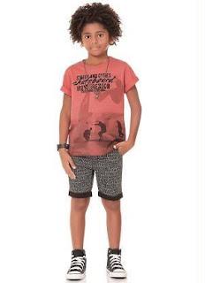 Roupas de grifes infantil para boutiques