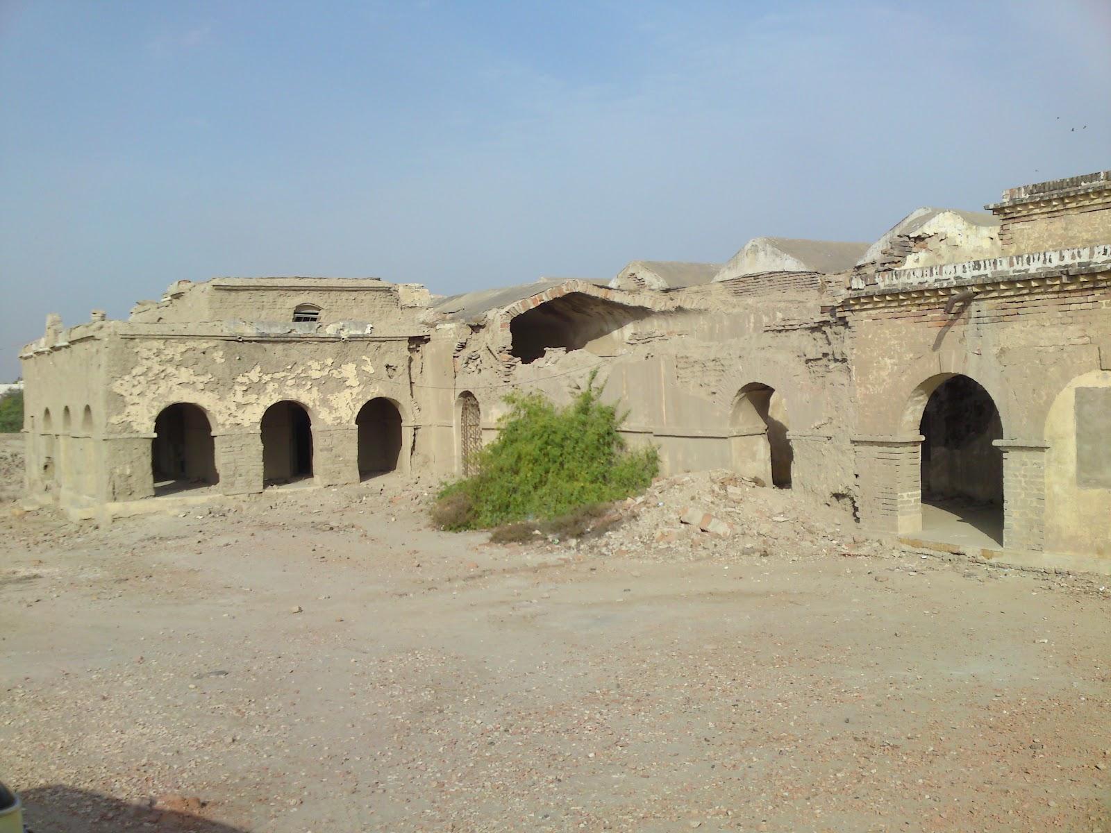 Umerkot Fort Pakistan Haddid