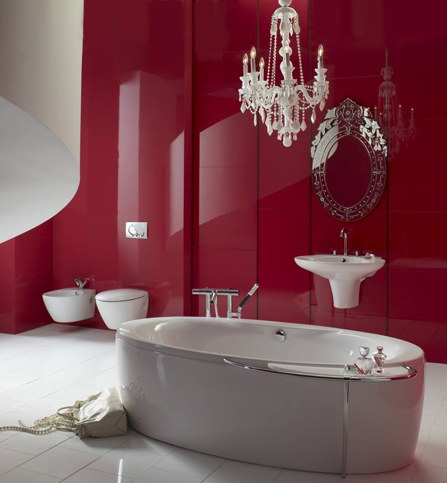 28 modern bathroom design trends for 2016 with amazing for New style bathroom