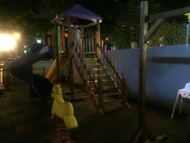 çocuk oyun parkı olan mekanlar