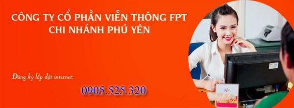Lắp Đặt Internet FPT Giá Rẻ Tại Phú Yên