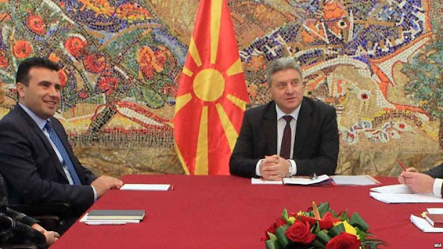 Zaev again urges Ivanov to sign controversial language law