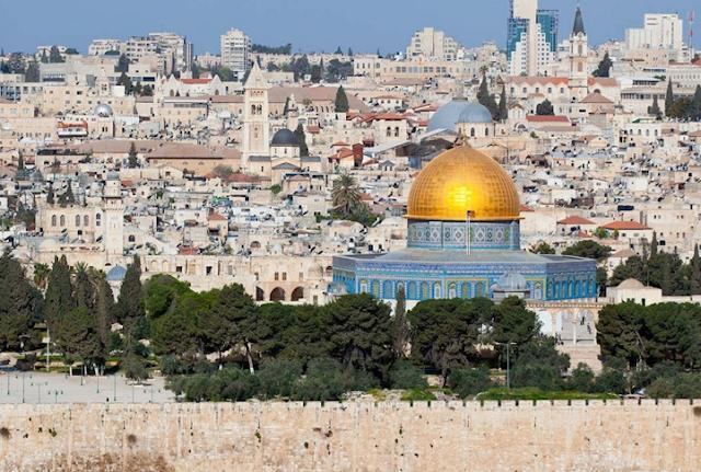 Napak Tilas Berdirinya Negara Israel