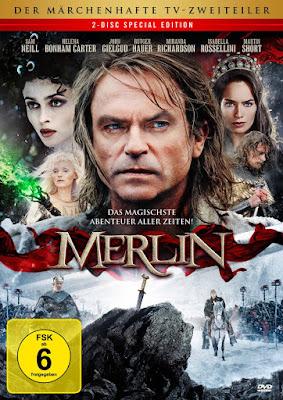 Мерлін - перший лицар (1998) українською онлайн