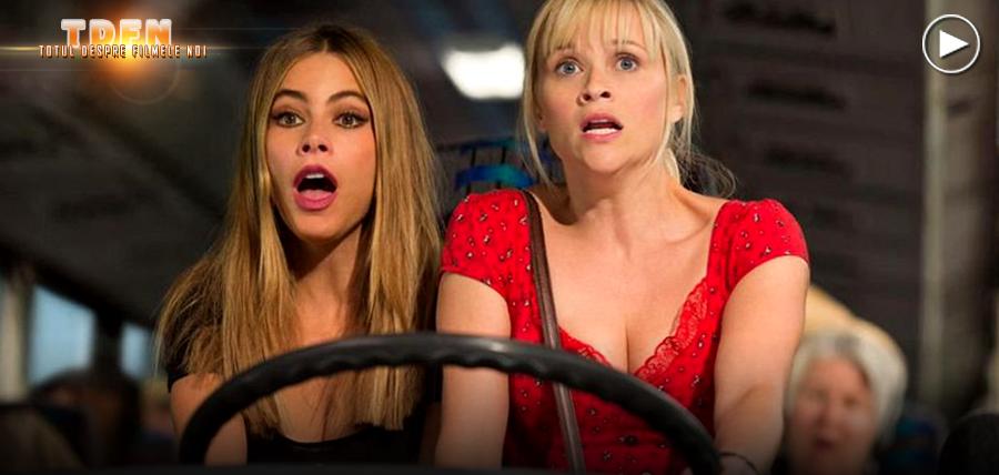 Hot Pursuit, primul trailer pentru comedia în care Reese Witherspoon o protejează pe Sofia Vergara