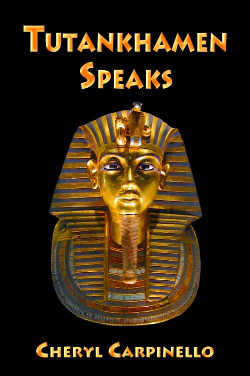 Tutankhamen Speaks - The Most Viewed Book in February 2016