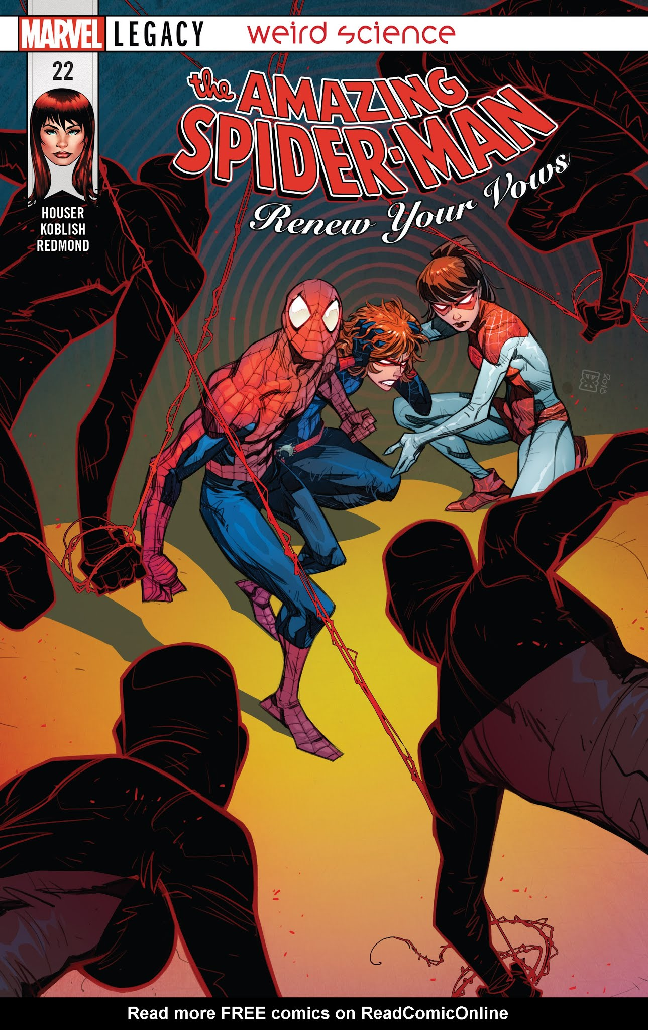 Amazing Spider-Man: Renew Your Vows (2017) 22 Page 1