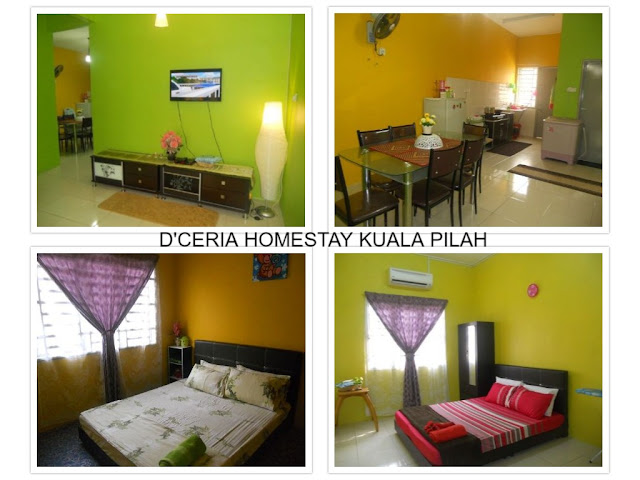 Homestay di Kuala Pilah