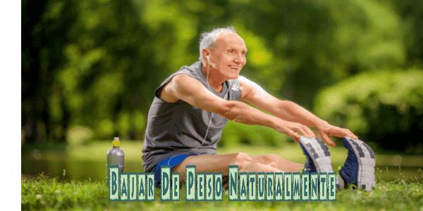 Como bajar de peso a los 50 anos de edado
